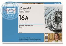 Mực Máy In HP  16A