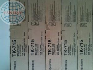 Mực Máy Photocopy Kyocera mita TK-715